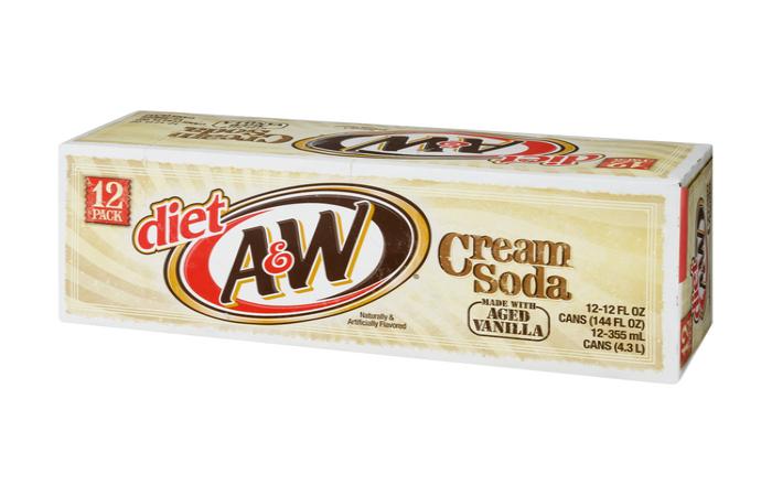 diet cream soda