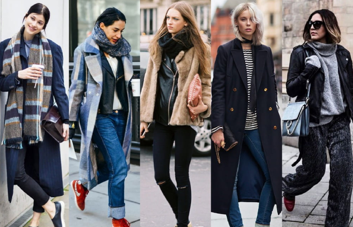 Fashion tips for winters